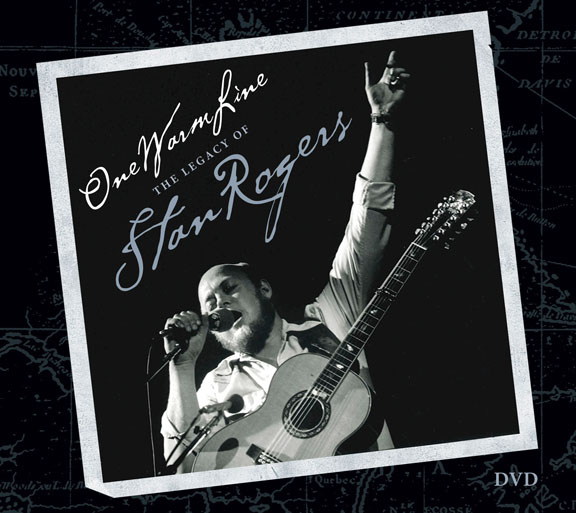 stan rogers remastered dvd